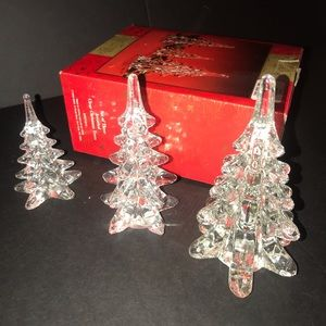 Crystal Christmas tree lot
